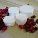 Érzéki csomag, Táska, Divat & Szépség, Szépség(ápolás), Kozmetikum,  -szemkörnyék ápoló balzsam ylang-ylanggal 20 gr -rózsás arckrém 30 gr -krémdezodor jázminnal 50g..., Meska
