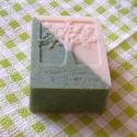 Citromfüves szappan kecsketejjel , Férfiaknak, Szépségápolás, Szappan, tisztálkodószer, Kecsketejes szappan, Szappankészítés, Kecsketejjel készítettem ezt a különleges, ápoló szappant. Indiai citromfű örleménnyel gazdagította..., Meska