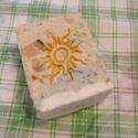 Cool brise szappan, kecsketejjel, Kecsketejjel készítettem ezt a különleges, áp...