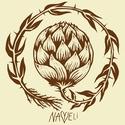 Nayeli BARLEY-B001, Táska & Tok, Hátizsák, Gymbag, Fotó, grafika, rajz, illusztráció, Nayeli BARLEY-B001 // drapp-barna parafa tornazsák 100% újrahasznosított pamut // beige -brown cork..., Meska