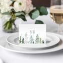 Erdei esküvői ültetőkártya, greenery stílusú, esküvői ültetőkártya, greenery ültetőkártya, zöld, akvarell hatású, Esküvő, Meghívó, ültetőkártya, köszönőajándék, Esküvői dekoráció, E R D E I A K V A R E L L H A T Á S Ú E S K Ü V Ő I Ü L T E T Ő K Á R T Y A  Esküvői ültet..., Meska