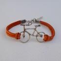 Biciklis karkötő (narancs), Szeretsz kerékpározni? Akkor Neked ajánlom ezt ...