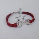 Biciklis karkötő (bordó), Szeretsz kerékpározni? Akkor Neked ajánlom ezt ...