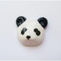 Pandamacibuksi , Kézzel festett pandabuksi, amiből készülhet gy...