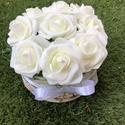 Virág (rózsa) box / doboz  Valentin napra!, A tökéletes ajándékot keresed? Nincs még ötl...