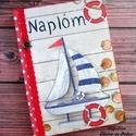 Tengerész stílusú napló, Egy elbűvölő, tengerész stílusú naplót kés...