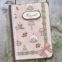 Masnis sütis receptkönyv, A képen látható csodaszép receptkönyv már el...