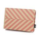 Eco kis fotóalbum - rózsaszín halszálka mintás, Naptár, képeslap, album, Fotóalbum, Noteshell ECO fotóalbum - 100 % újrahasznosított papírból készült (DIVIDED kollekció) -mér..., Meska