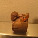 masnis rézgyűrű , Nem zárt karikagyűrű. A gyűrűt vörösrézbő...