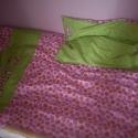 ágynemű amerikai textilből megrendelésre, Baba-mama-gyerek, Gyerekszoba, Baba-mama kellék, Ágynemű, Varrás, Névvel ellátott kisgyerek ágynemű garnitúra, amerikai, minőségi textilből, megrendelésre. A textil ..., Meska