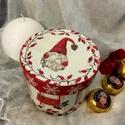 Kiskarácsony... :), Ajándék dobozka... bárkinek... akinek a Mikulá...