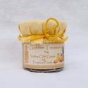 Golden Treasure -Trópusi gyümölcsös chilikrém - 40g, Kulinária (Ízporta), Lekvár, Fűszer, A Golden Treasure 'Habanero gold' chilipaprikából, valamint ananászból, banánból, mangóból és gránát..., Meska