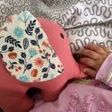 Elefánt textil figura - babajáték - elefántos babaszoba - marokállat - puha játék - figurapárna - elefántos, Baba-mama-gyerek, Játék, Baba játék, Plüssállat, rongyjáték, Aranyos kislány elefánt figura a legkisebbek számára, ami igazán babakezekbe való.  Olyan textil fig..., Meska