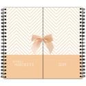 Csajos NÉVRE SZÓLÓ Határidőnapló 2019 AJÁNDÉK / Produktivitás napló / Naptár / Karácsonyi ajándék ötlet - Barack Csíkos, Naptár, képeslap, album, Jegyzetfüzet, napló, Naptár, Karácsonyi, adventi apróságok, Fotó, grafika, rajz, illusztráció, Könyvkötés, Kérd NÉVVEL! IGAZI EGYEDI prémium minőségű TRENDI csajos AJÁNDÉK nőknek! A szokványos határidőnapló..., Meska