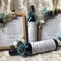 Szülőköszöntő ajándék szett, Októberi esküvőkre tudunk már csak rendelést ...