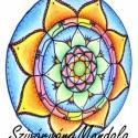 1/1. Energia Mandala --- A Teljesség mandalája, Dekoráció, Képzőművészet, Festmény, Ebből a mandalából lehetőséged van rendelni belső üzenetben! Így az ára a lejjebbi lista szerint ala..., Meska