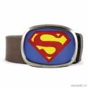 Superman övcsat (ovális), Ruha, divat, cipő, Férfiaknak, Öv, Öv, övcsat, Ékszerkészítés, Mindenmás, Ha SÜRGŐS, kérdezz vásárlás előtt, lehet, hogy van belőle kész darabom is. ________________________..., Meska