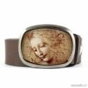 Da Vinci övcsat, Ruha, divat, cipő, Öv, Ha SÜRGŐS, kérdezz vásárlás előtt, lehet, hogy van belőle kész darabom is. _________________________..., Meska
