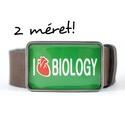 Biológia szögletes övcsat, Férfiaknak, Ruha, divat, cipő, Öv, Öv, övcsat, Ha SÜRGŐS, kérdezz vásárlás előtt, lehet, hogy van belőle kész darabom is. _________________________..., Meska