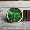 Radar kerek övcsat, Táska, Divat & Szépség, Férfiaknak, Öv, övcsat, Ha SÜRGŐS, kérdezz vásárlás előtt, lehet, hogy van belőle kész darabom is. _________________________..., Meska