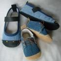 Testvér cipők talosgy nevére foglalva :), Hannának és Benedeknek farmerból, bőrből és ...