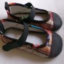 Kiscipő labdabencének!, Ez a cipőcskre rendelésre készült, belső talp...