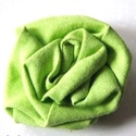 Kitűző  Akcíó!!  Üde-zöld , Ékszer, Dekoráció, Bross, kitűző, Üde-zöld  kitűző.  Teljesen egyedi technikával készült. Kitűnő kiegészítője lehet ruhatárunknak.    ..., Meska