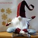 Rugany a manó, gnome, karácsonyi manó, házi manó
