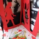 Caroll: Alice csodaországban - karusszel könyv, Lewis Carroll abszurd meseregényének története...