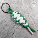 Szurkolói kulcstartó, Dekoráció, Mindenmás, Dísz, Kulcstartó, Szurkolói kulcstartó  Kérd kedvenc csapatod szinében (lehet egyszinű vagy kétszinű változat). A kéts..., Meska