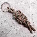 Terepszinű kulcstartó, Dekoráció, Mindenmás, Dísz, Kulcstartó, Terepszinű kulcstartó  Terep- ill. katonai szinekben készült kulcstartó. Rengeteg terep camo színből..., Meska