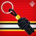 LEGO múmia kulcstartó, Dekoráció, Mindenmás, Dísz, Kulcstartó, LEGO múmia kulcstartó  Használható kulcstartónak, cipzár húzónak, táskákra vagy csak egyszerűen dísz..., Meska