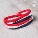 - Amazon Light - karkötő vitorlás színekben, Az 5 szálas Amazon karkötő Light változata, am...