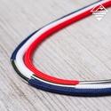 - Amazon - nyaklánc vitorlás színekben, Ékszer, Nyaklánc, Amazon nyaklánc, amely 3 paracord szálból áll, melyek eltérő hosszúságúak, így szebben mutatnak. Min..., Meska