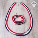 - Amazon - szett vitorlás színekben, Ékszer, Ékszerszett, Divatos és trendi szett, amely tartalmaz: egy Amazon karkötőt és egy Amazon nyakláncot. A szett ára ..., Meska
