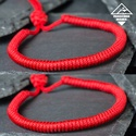 - Red Shield - páros védelem karkötő (2 db), Ékszer, Férfiaknak, Karkötő, Ékszer, kiegészítő, Páros karkötő = kedvezőbb ár  A vörös szín immunissá tesz bennünket az ártó negatív energiákkal szem..., Meska