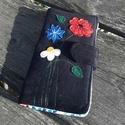 Mező fekete színű kord irattartó és pénztárca , A mai világban rengeteg kártyával, cédulával,...