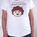 Nagymamának a legjobb ajándék!, Ruha, divat, cipő, Női ruha, Felsőrész, póló, Minden nagymama szeretne egy ilyen pólót...( ki az aki nem???). Ajándékozz jópofa dolgokat, ami feld..., Meska