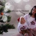 Újévi malcka, Baba-mama-gyerek, Ruha, divat, cipő, Gyerekruha, Baba (0-1év), Hoop, ez itt nem egy hétköznapi anya- baba páros! Amúgy meg remek AJÁNDÉK lehet KARÁCSONYRA, ami nem..., Meska