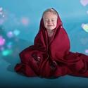 Szíves takaró, Mindenmás, Otthon, lakberendezés, Piros, szíves mintázatú pihe- puha bélelt takaró.  A takaró a most újból felfedezett hagyományos stí..., Meska