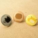 Norikonak félretéve, ez a három kis kitűző, mint a termék neve is m...