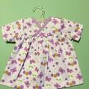 Játékbaba ruha ( lepkés ), Baba-mama-gyerek, Játék, Gyerekszoba, Baba játék, , Meska