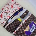 XXL Pelenkatáska, pelenkatartó, Baba-mama-gyerek, Táska, Baba-mama kellék, NAGYOBB MÉRET; ÚJ belső rész  Exkluzív minőségű német textil. Ideális ajándék kismamáknak.   Praktik..., Meska
