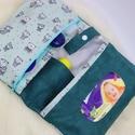 XXL Pelenkatáska, pelenkatartó , Baba-mama-gyerek, Táska, Baba-mama kellék, Varrás, NAGYOBB MÉRET; ÚJ belső rész  Exkluzív minőségű német textil. Ideális ajándék kismamáknak.   Prakti..., Meska