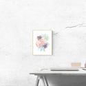 Akvarell art print Kora nyári szimfónia akvarell - A4-es méretben (akvarell festményem alapján), Képzőművészet, Illusztráció, Festmény, Akvarell, Akvarell art print Kora nyári szimfónia akvarell - A4-es méretben (akvarell festményem alapján)  Mér..., Meska