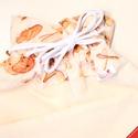 Kenyértartó zsák I., NoWaste, Textilek, Textil tároló, Varrás, Ezzel a textil zsákkal elmehetsz péksüteményt vásárolni anélkül, hogy bolti zacskót használnál. Mos..., Meska