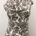 Mintás ruha, Ruha, divat, cipő, Női ruha, Ruha, Akció!  A ruha korábbi ára: 17500Ft volt, most a Tiéd lehet: 12500ft-ért!  A ruha mérete: 36, ..., Meska