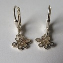 -30%  ezüst végtelen fonatos fülbevaló  , Ékszer, Fülbevaló, NAGYTAKARÍTÁS 6000ft helyett 4200ft  925-ös finomságú ezüstből készült fülbevaló végtelen fonattal. ..., Meska