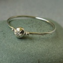 """ezüst gyűrű csillag foglalással """"naphegy"""" részére, 925-ös finomságú ezüstből készült gyűrű 4..."""