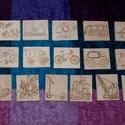 Memóriajáték, Baba-mama-gyerek, Játék, Társasjáték, Készségfejlesztő játék, Famegmunkálás, Memóriakártya-játék rétegelt lemezből. 32db-os játék, 16féle különböző 5cmx6cm-es fa táblácskából. ..., Meska